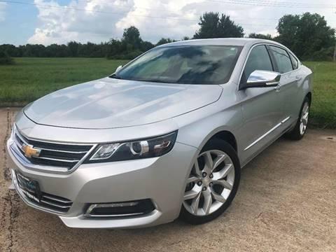2015 Chevrolet Impala for sale at Laguna Niguel in Rosenberg TX