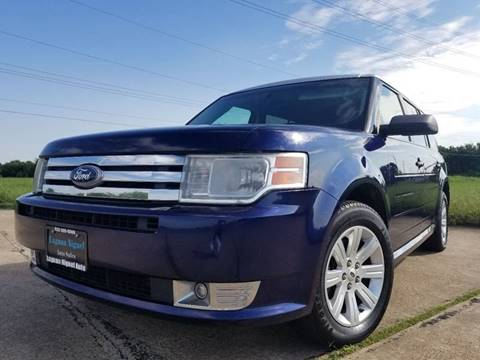 2011 Ford Flex for sale at Laguna Niguel in Rosenberg TX