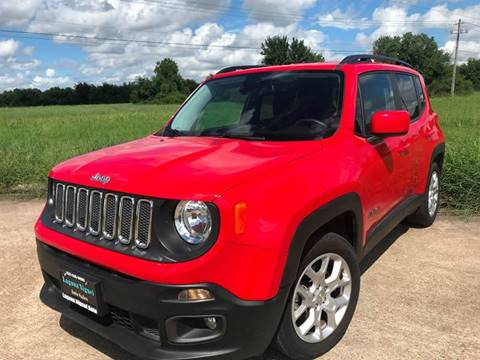 2016 Jeep Renegade for sale at Laguna Niguel in Rosenberg TX