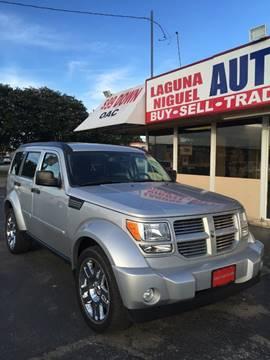 2011 Dodge Nitro for sale at Laguna Niguel in Rosenberg TX