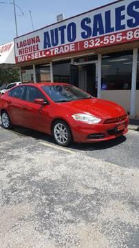 2013 Dodge Dart for sale at Laguna Niguel in Rosenberg TX