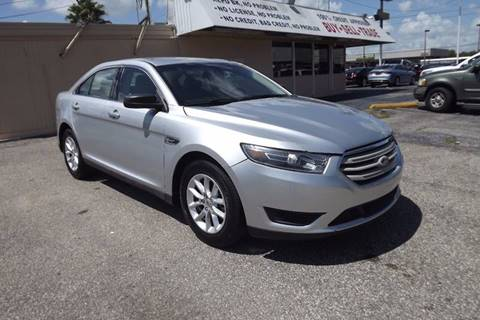 2015 Ford Taurus for sale at Laguna Niguel in Rosenberg TX