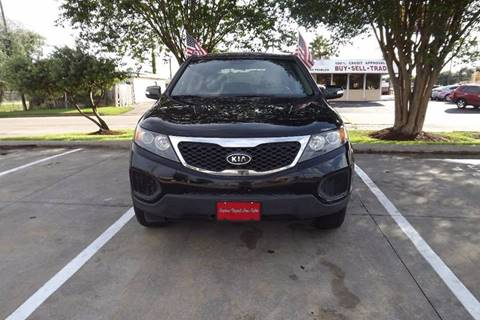 2012 Kia Sorento for sale at Laguna Niguel in Rosenberg TX