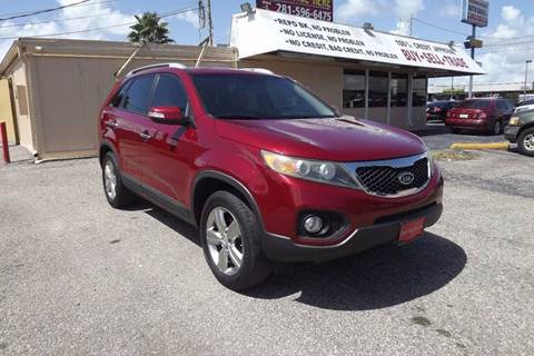 2011 Kia Sorento for sale at Laguna Niguel in Rosenberg TX