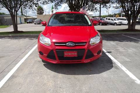 2013 Ford Focus for sale at Laguna Niguel in Rosenberg TX
