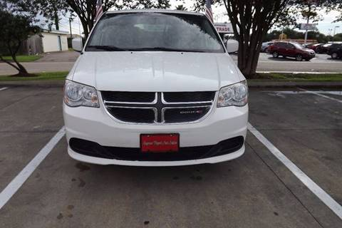 2013 Dodge Grand Caravan for sale at Laguna Niguel in Rosenberg TX