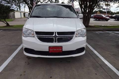 2013 Dodge Grand Caravan for sale at Laguna Niguel in Rosenberg TX
