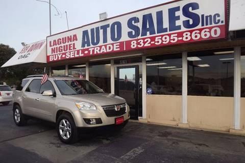 2008 Saturn Outlook for sale at Laguna Niguel in Rosenberg TX