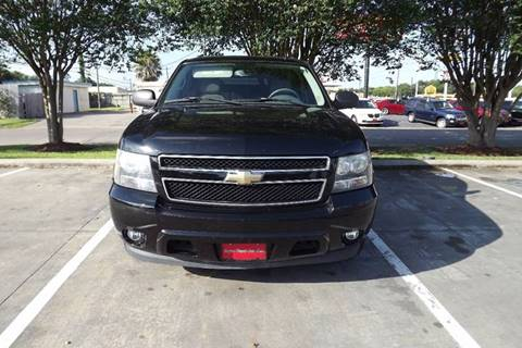 2007 Chevrolet Suburban for sale at Laguna Niguel in Rosenberg TX