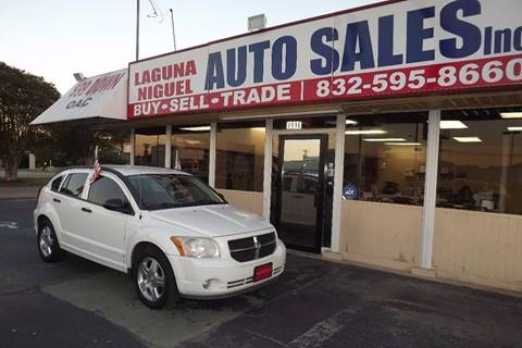 2007 Dodge Caliber for sale at Laguna Niguel in Rosenberg TX