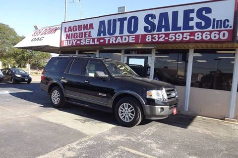2007 Ford Expedition for sale at Laguna Niguel in Rosenberg TX