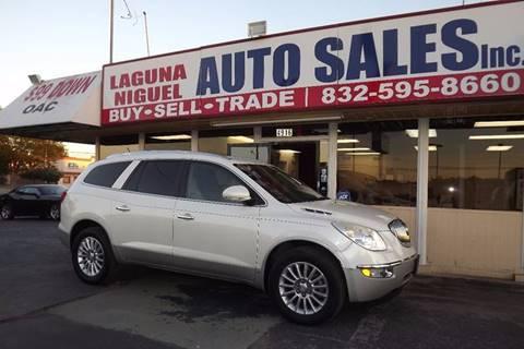 2008 Buick Enclave for sale at Laguna Niguel in Rosenberg TX