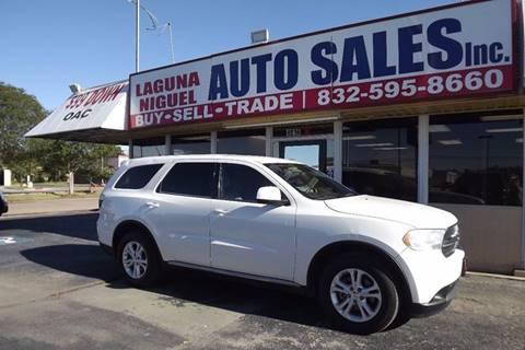 2012 Dodge Durango for sale at Laguna Niguel in Rosenberg TX