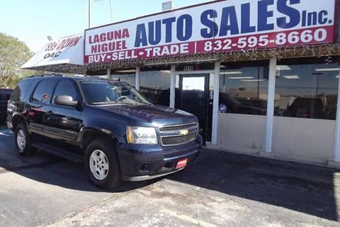 2007 Chevrolet Tahoe for sale at Laguna Niguel in Rosenberg TX