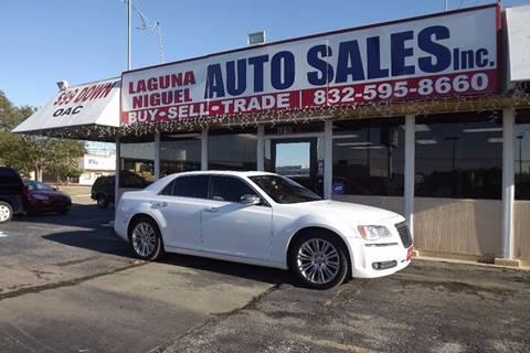 2011 Chrysler 300 for sale at Laguna Niguel in Rosenberg TX