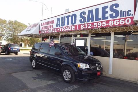 2012 Dodge Grand Caravan for sale at Laguna Niguel in Rosenberg TX
