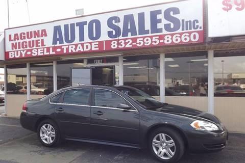 2013 Chevrolet Impala for sale at Laguna Niguel in Rosenberg TX