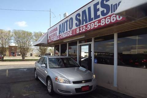 2011 Chevrolet Impala for sale in Rosenberg, TX
