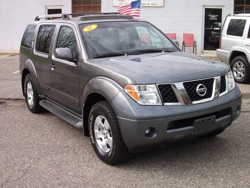 2007 Nissan Pathfinder LE 4dr SUV 4WD - Grand Rapids MI