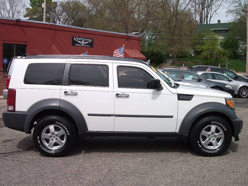 2007 Dodge Nitro SXT 4dr SUV - Grand Rapids MI
