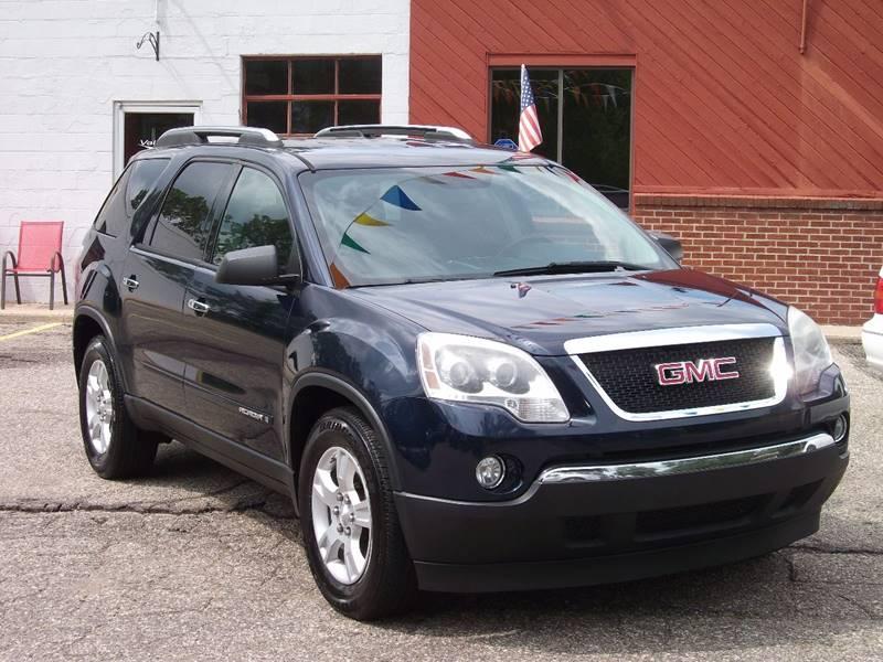 2008 GMC Acadia SLE-1 4dr SUV - Grand Rapids MI