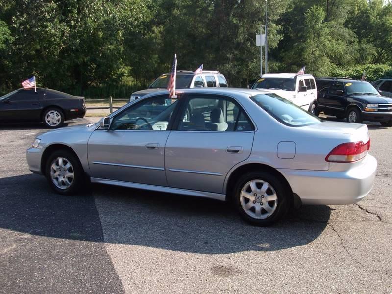 2002 Honda Accord EX 4dr Sedan - Grand Rapids MI