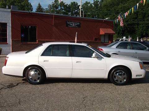 2005 Cadillac DeVille for sale in Grand Rapids, MI