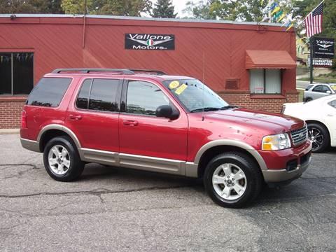 2003 Ford Explorer for sale in Grand Rapids, MI