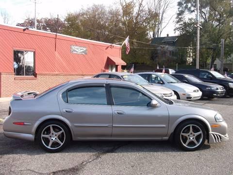2000 Nissan Maxima for sale in Grand Rapids, MI