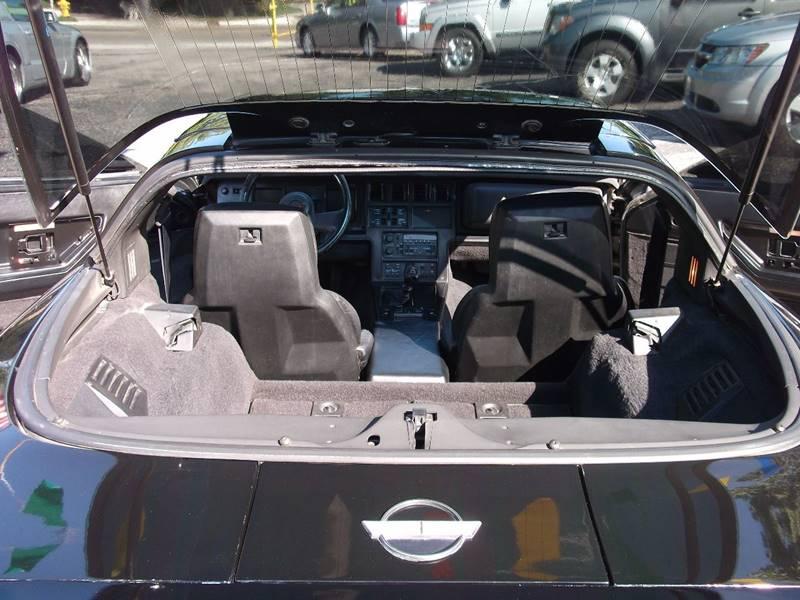 1989 Chevrolet Corvette 2dr Hatchback - Grand Rapids MI