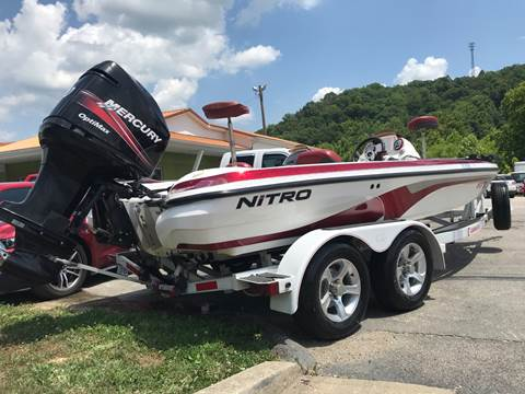 2006 Nitro 591 for sale in Lavalette, WV