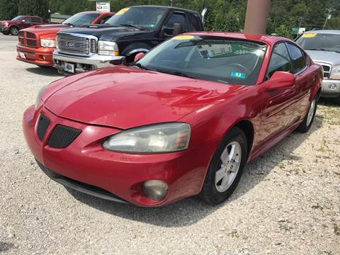 2007 Pontiac Grand Prix for sale in Lavalette, WV