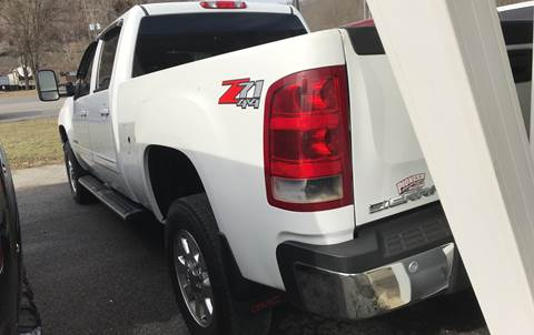 2013 GMC Sierra 2500HD for sale in Lavalette, WV