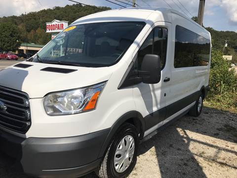 2015 Ford Transit Passenger for sale in Lavalette, WV