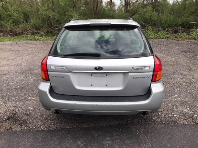 2007 Subaru Legacy AWD 2.5i Limited 4dr Wagon - Wakefield RI