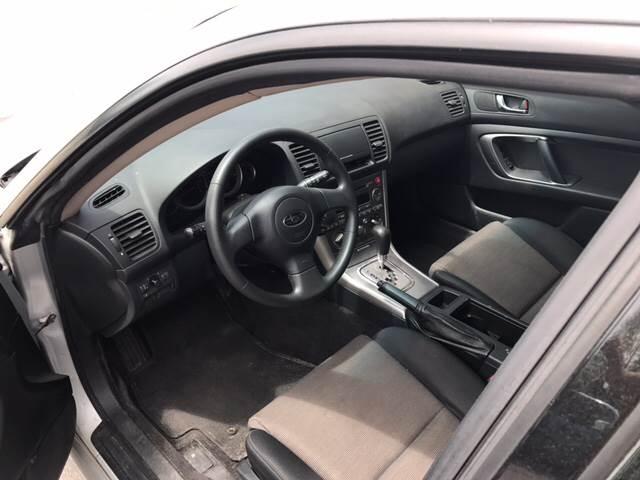 2005 Subaru Legacy AWD 2.5i 4dr Wagon - Wakefield RI