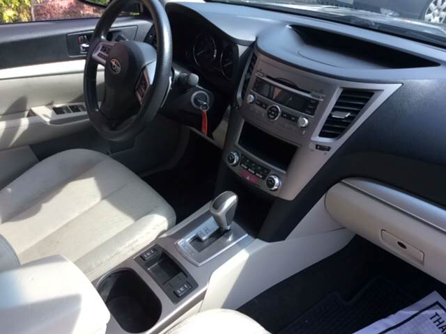 2012 Subaru Outback AWD 2.5i 4dr Wagon CVT - Wakefield RI