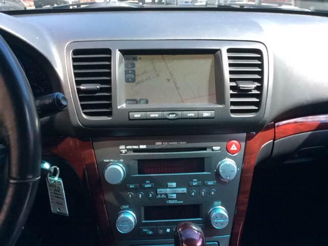 2008 Subaru Legacy AWD 3.0 R Limited 4dr Sedan 5A w/VDC w/Navi - Wakefield RI