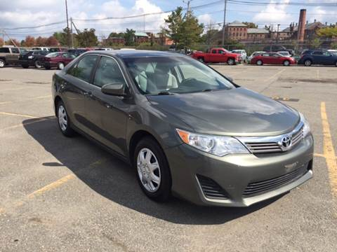 2013 Toyota Camry for sale in Wakefield, RI