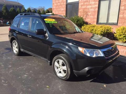 2010 Subaru Forester for sale in Wakefield, RI