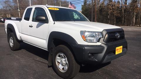 2015 Toyota Tacoma for sale in Wakefield, RI