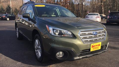 2016 Subaru Outback for sale in Wakefield, RI