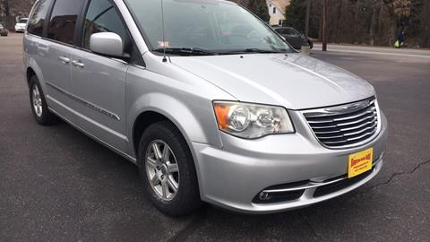 2012 Chrysler Town and Country for sale in Wakefield, RI