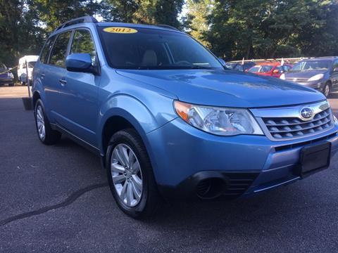2012 Subaru Forester for sale in Wakefield, RI