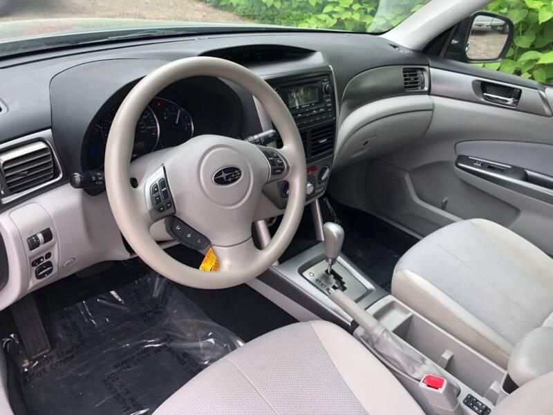 2012 Subaru Forester AWD 2.5X Premium 4dr Wagon 4A - Wakefield RI