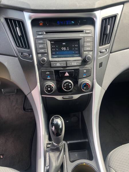 2014 Hyundai Sonata GLS 4dr Sedan - Wakefield RI