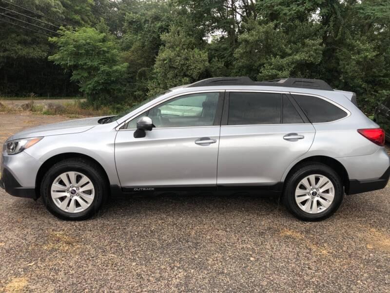2018 Subaru Outback AWD 2.5i Premium 4dr Wagon - Wakefield RI