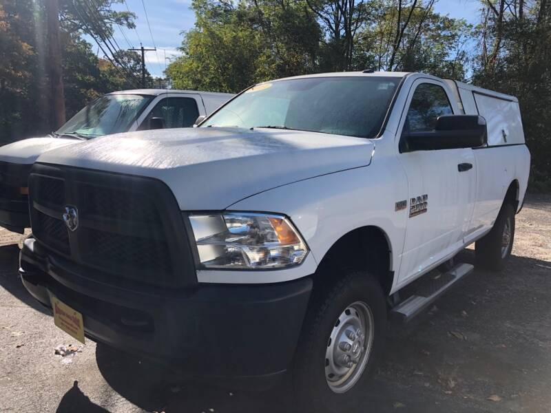 2013 RAM Ram Pickup 2500 4x4 Tradesman 2dr Regular Cab 8 ft. LB Pickup - Wakefield RI