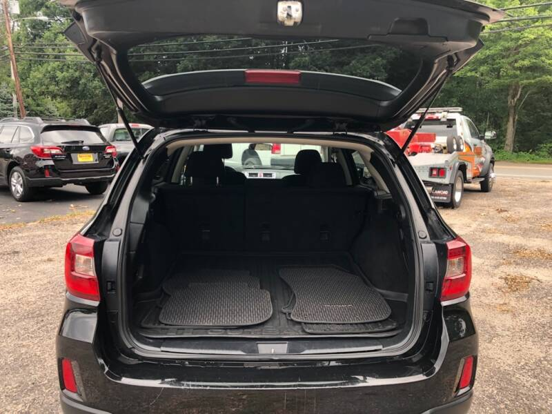 2015 Subaru Outback AWD 2.5i Premium 4dr Wagon - Wakefield RI