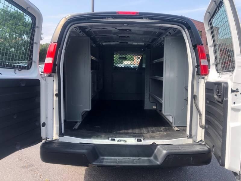 2016 Chevrolet Express Cargo 2500 3dr Cargo Van w/1WT - Wakefield RI